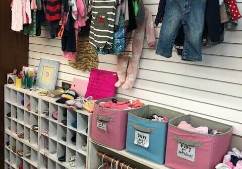 Resale Thrift Shop Items baby items